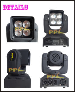 4PCS*15W RGBW LED Zoom Beam Moving Head Light pictures & photos