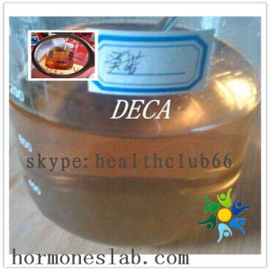 Injectable Anabolic Steroids Deca Durabolin / Nandrolone Decanoate 200mg/Ml CAS 360-70-3
