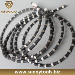 Sunny Diamond Wire Saw for Granite Quarry Cutting pictures & photos