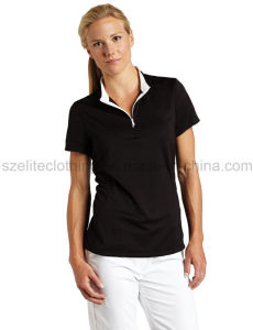 Hot Selling Summer Dri-Fit Polo Shirts (ELTWPJ-345) pictures & photos