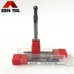 China High Quality Manufacturer Carbide Long Ball End Miller pictures & photos