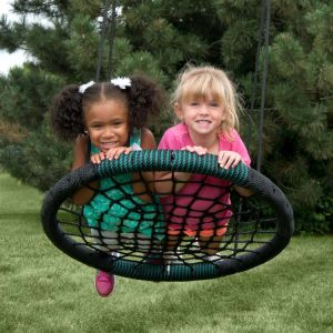 Carries Detachable Foldable Nest Swing Outdoor Children Net Round Swing pictures & photos