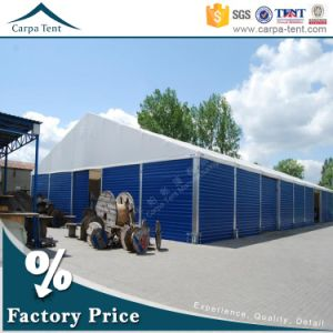 Weatherproof Fabric 15m*30m Bear Minus 20 Degrees Winter PVC Warehouse Storage Tent pictures & photos