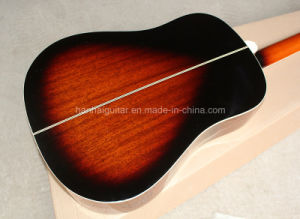 Hanhai Music / J45 Custom 41′′ Acoustic Guitar pictures & photos