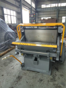 Paperboard Die Cutting Machine (ML-1040) pictures & photos