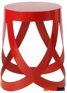 China Replica Magis Modern Furniture Metal Ribbon Bar Stool pictures & photos