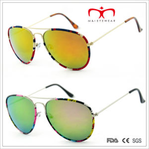 Latest Fashion and Colorful Unisex Metal Sunglasses (MI206) pictures & photos