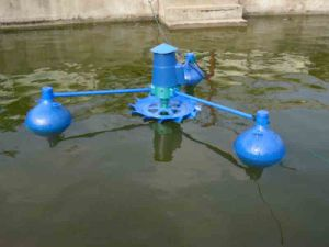 3kw Fish Pond Impeller Aerator for Sale pictures & photos