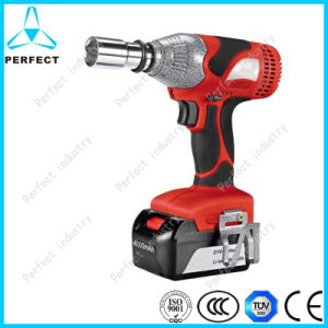 18V Lion Battery PRO Cordless Impact Wrench pictures & photos