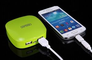 3000/4000/5000/6000/9000mAh Portable Power Bank for Promotion