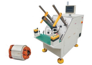 Three Phase Motor Stator Semi-Automatic Coil Winding Insertion Equipment pictures & photos