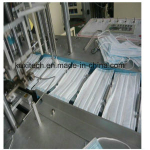 Disposable Non Woven Face Mask Machine pictures & photos