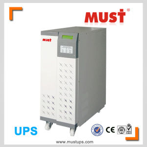 Online UPS Power Supply 6-20kVA Pure Sine Wave UPS pictures & photos