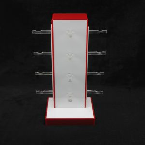 Countertop Double Sided Acrylic Eyewear display, Sunglass Display Stand pictures & photos