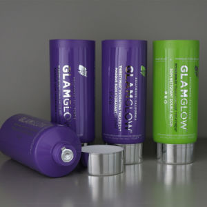 Shiny PE Tube with Flip Cap for Cosmetic Packaging pictures & photos