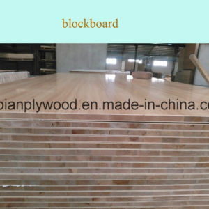 Laminated Block Board/Decoration 1220X2440mm Furniture Usage pictures & photos