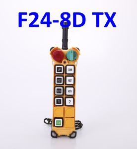 24V Remote Control for Truck Crane, Mobile Crane, Trailer Mounted Crane, Used Crane, Rough Terrain Crane pictures & photos