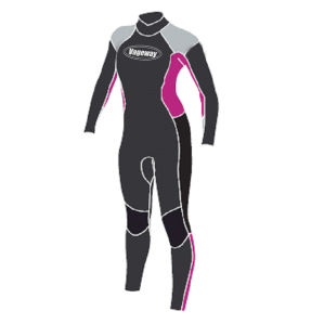 Women′s Long Sleeve Neoprene Suit for Surfing (HX-L0263) pictures & photos