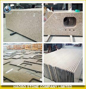 G682 Padang Yellow Granite Countertops pictures & photos