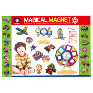DIY Magical Magnet Educational Toys for Kids (H9698004) pictures & photos