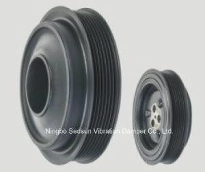 Torsional Vibration Damper / Crankshaft Pulley for Ford 1379766 pictures & photos