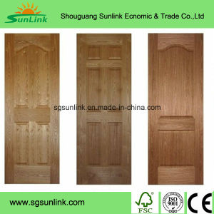 New Design HDF Moulded Door Skins pictures & photos