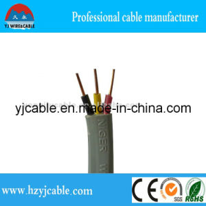 Types of Electrical Cables Flat Twin and Earth Cable pictures & photos