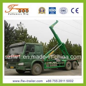 HOWO 6X4 Hook Arm Truck