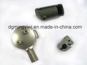 Aluminum Die Casting for Auto Components (A035) with CNC Machining Treatment Made in China