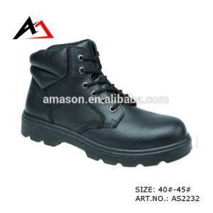 Worker Steel Toe Safety Shoes Feet Protection for Men (AKAS2232) pictures & photos