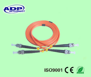 1310 Single Mode 3.0mm PVC Sc-Sc Fiber Optic/Patchcord/Jumper pictures & photos