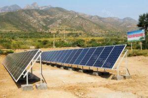 Jntech 10HP Solar Water Pumping System