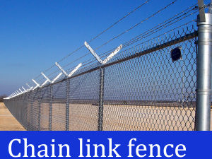 High Security Chain Link Fencing pictures & photos