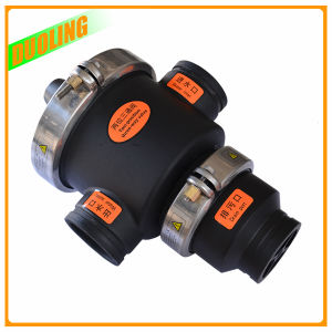 PA6 Nylon 1 Way Diaphragm Water Pressure Control for Water Treatment Solenoid Valve pictures & photos