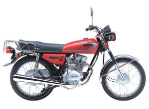 Fluent Line 125cc Motorcycle (HD125-22) pictures & photos