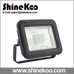 Die-Casting Aluminium 20W LED Floodlight pictures & photos