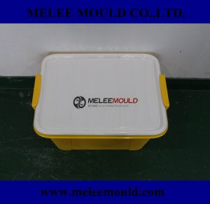 Melee 70L Plastic Colorful Container Moulding pictures & photos