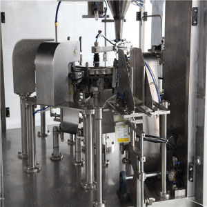 Automatic Potato Chips Weighing Filling Sealing Food Packaging Machine pictures & photos