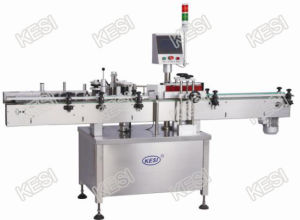Wrap Around Label Machine, Label Sticking Machine, Labeler pictures & photos
