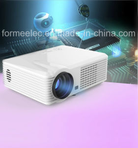 Big Power LED Projector Home Theater Projector 2500lumens pictures & photos