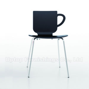 Coffee Cup Shape Plastic Coffee Shop Chair (sp-uc388) pictures & photos