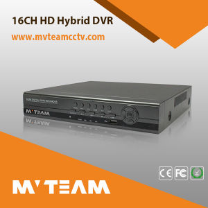 New Product 16CH Hybrid DVR 16CH Ahd DVR 1080P NVR Standalone DVR pictures & photos