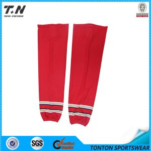 100% Polyester Customized Hockey Socks Wholesale pictures & photos