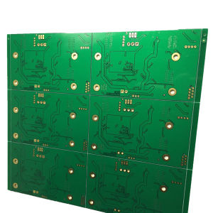 Fr4 PCB Circuit with Gold Plating IC Testing Board pictures & photos
