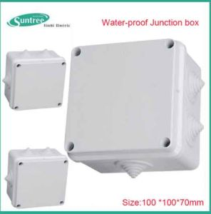 Material Is ABS Fire Fighting Equipment Waterproof Box pictures & photos