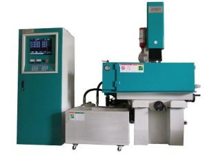 Wire-Cutting EDM for Metal Mold Processing