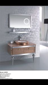 Wall Mounted Stainless Steel Bathroom Vanity Units (A6895) pictures & photos