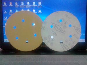 Hook & Loop Sanding Disc (FPS116) pictures & photos