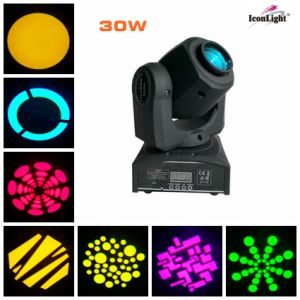 30W RGBW 4in1 CREE LED Moving Head Light pictures & photos