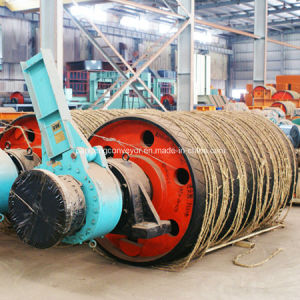 Rubber Conveyor Drum Supplier for Pipe Conveyor Equipment pictures & photos
